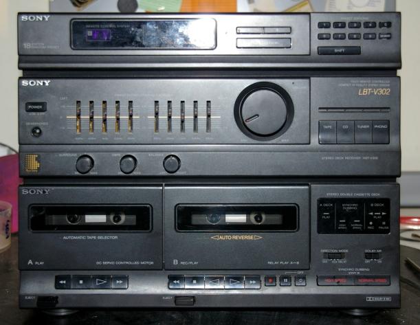 Sony LBT-V302