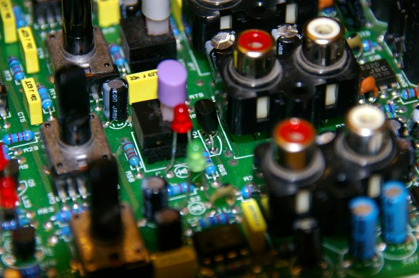 Transistor substituido