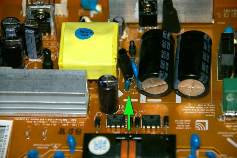 Detalle de la R111
