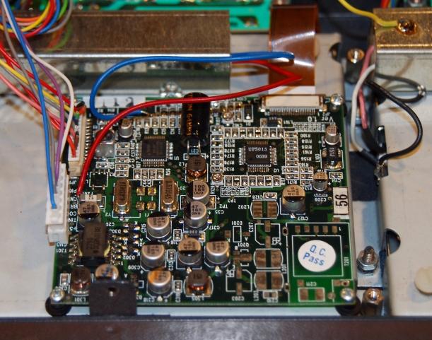 Circuito de monitor LCD