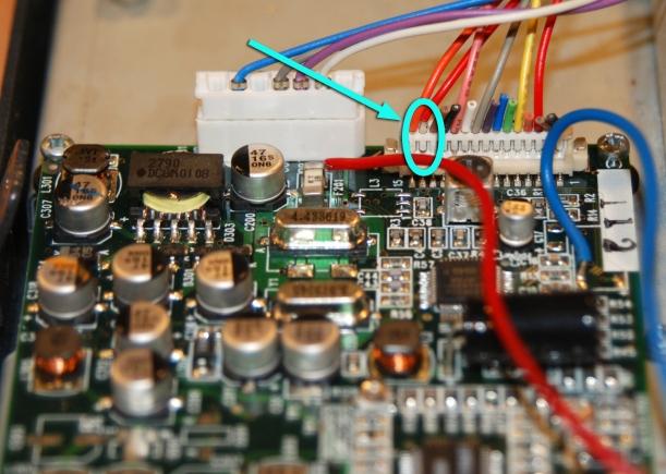 Conectores defectuosos