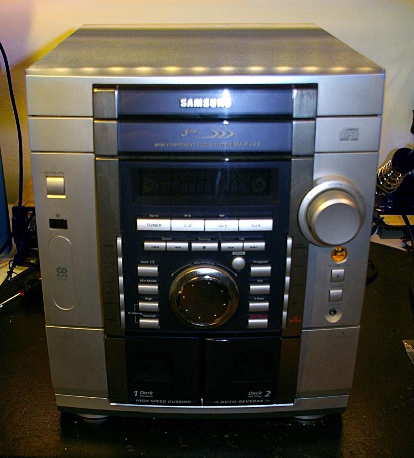 Samsung MAX-L45