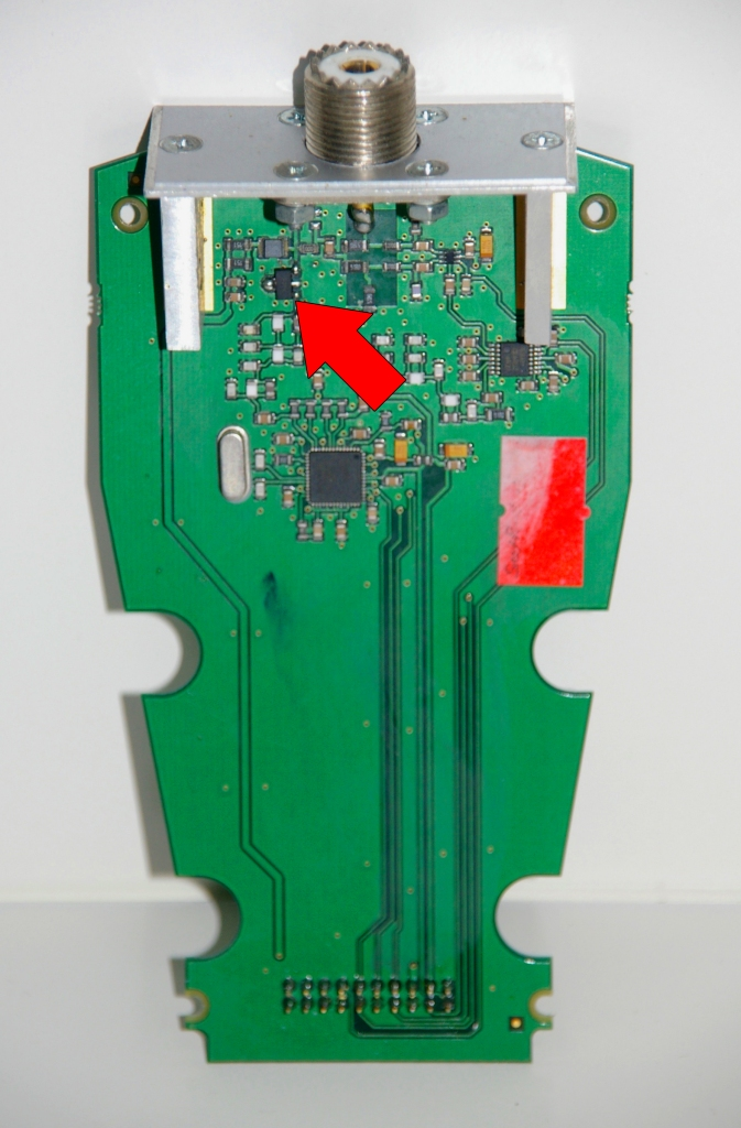 Transistor SMD a substituir