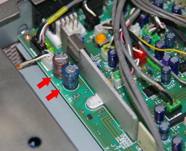013_IF board Condensadores