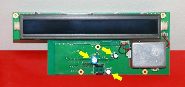 017_LCD Assy condensadores