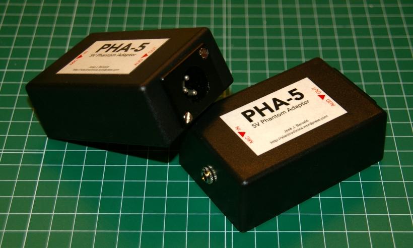 PHA-5 Acabado