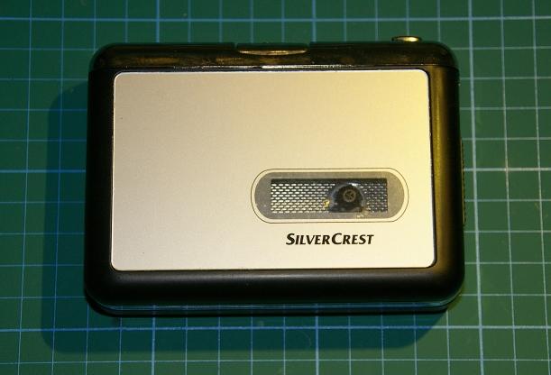 Digitalizador de casetes vía USB