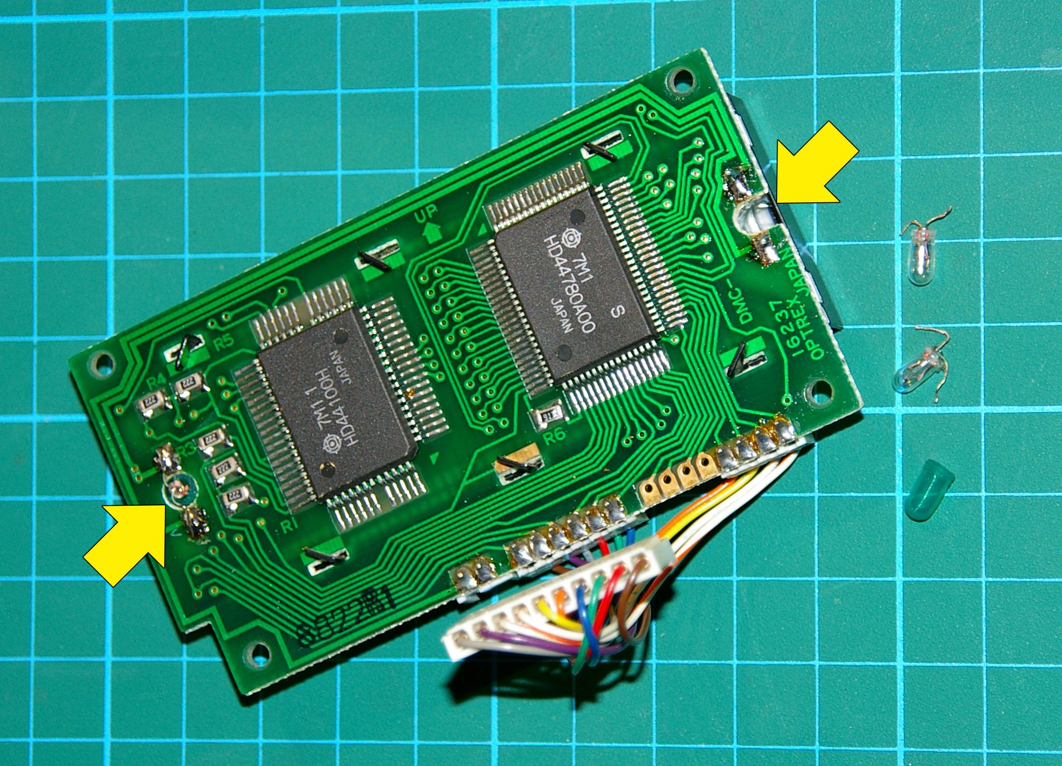 TS940_18_LCD Lámparas