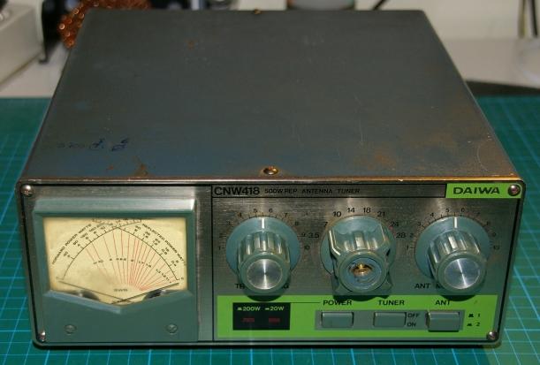 Acoplador de HF Daiwa CNW-418