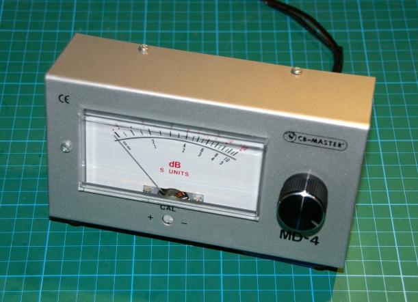 S-Meter externo CB-Master MD-4